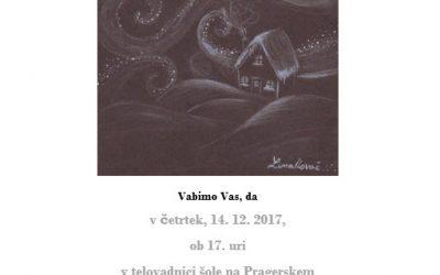 Vabilo na proslavo POŠ Pragersko