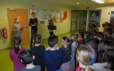 Spominska ura ob obletnici smrti Antona Ingoliča Pragersko