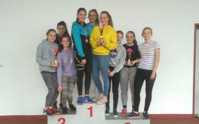 Medobčinsko prvenstvo za mlajše učenke in učence  v atletskem dvoranskem mnogoboju