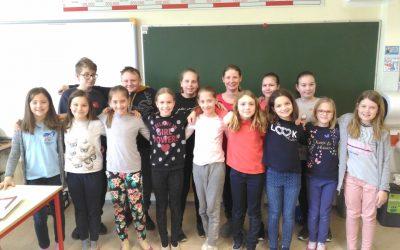 Planinska šola na Spodnji Polskavi