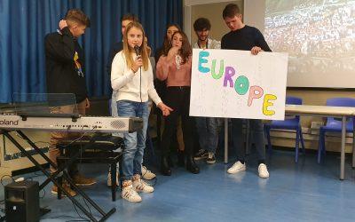 Srečanje Erasmus v Italiji