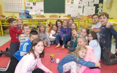 Zimske počitniške delavnice v okviru projekta Popestrimo šolo