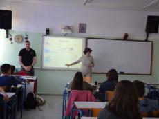 2. Mednarodno srečanje Erasmus+ v Grčiji - torek