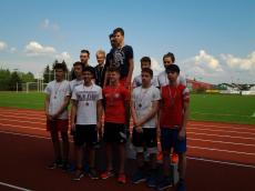 25 medalj na medobčinske atletskem tekmovanju!