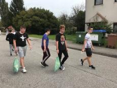 Čistilna akcija Očistimo Slovenijo 2018