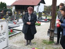 Šolska proslava ob dnevu reformacije in dnevu spomina na mrtve