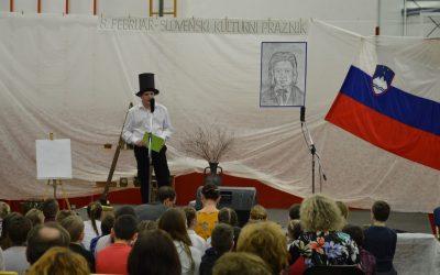 Prireditev ob slovenskem kulturnem prazniku: Kaj je kultura
