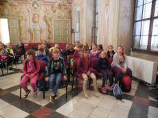 Aktivnosti četrtošolcev  - ogled gradu