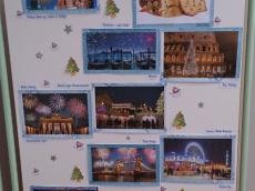 Razstava Zimske razglednice
